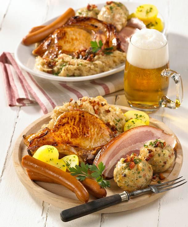 tiroler bauernschmaus rezept | lecker - Rezepte Tiroler Küche