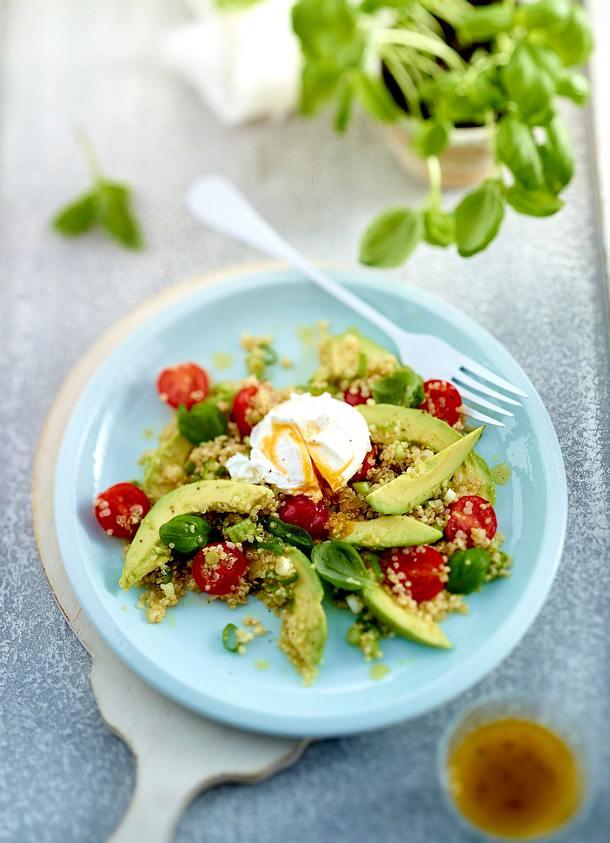 quinoa-rezepte - gesunde küche für jeden tag | lecker