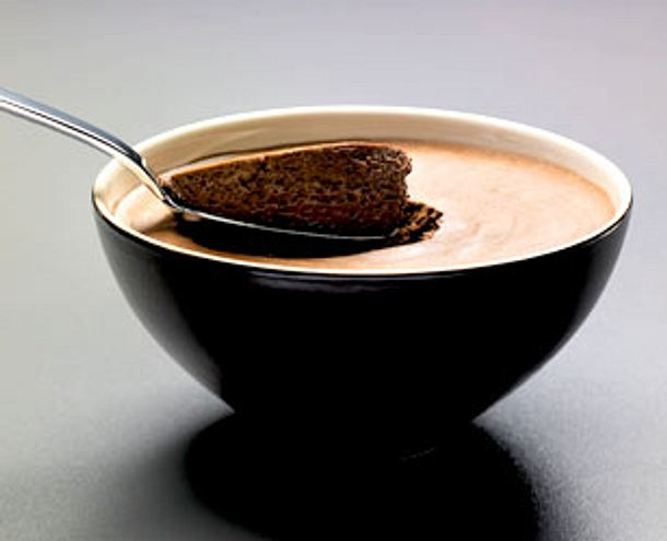 Alexander herrmann rezepte & tipps  Vollmilch-Schokoladen-Mousse (Alexander Herrmann - Küchen IQ 1 ...