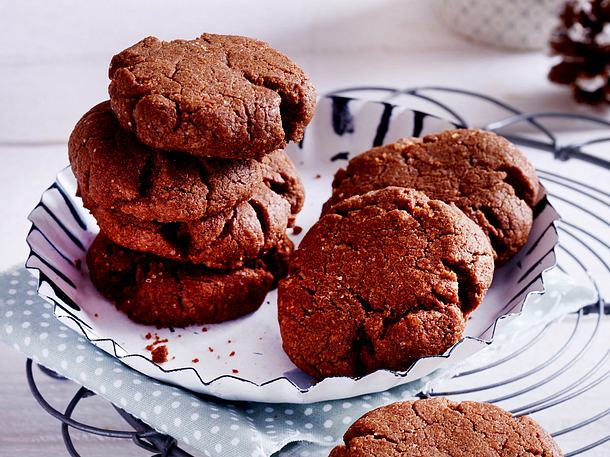 4-Zutaten-Cookies Rezept