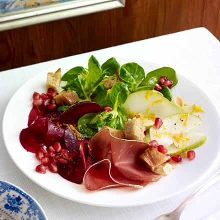 7-Sachen-Salätchen Rezept