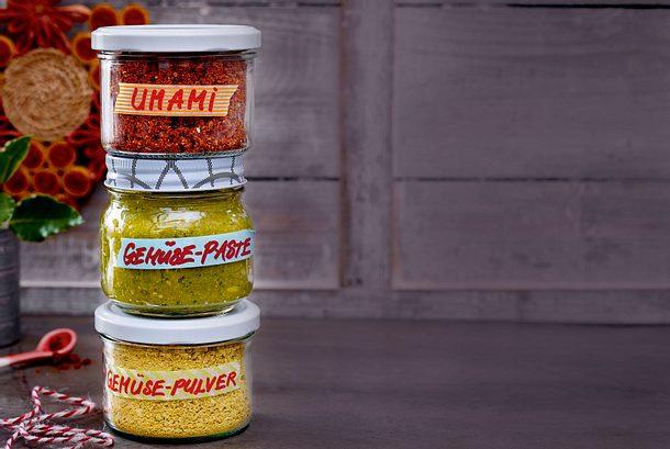 Umami-Streuwürze Rezept
