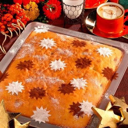 Advents-Kuchen Rezept