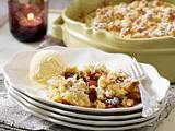 Adventsbrunch: Zimt-Pflaumen-Crumble Rezept