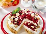 Amarettini-Kirsch-Kuchen Rezept
