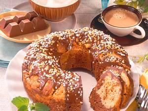 Amaretto-Marmorkuchen Rezept