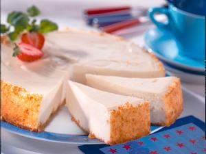Amerikanischer Käsekuchen Rezept