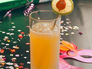 Amore mio Grapefruit-Drink Rezept