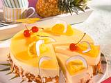Ananas-Kokos-Torte (Diabetiker) Rezept