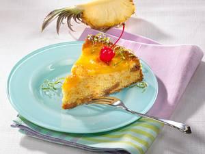Ananas-Toffee-Kuchen Rezept