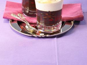Anis-Kaffee mit Mandelmilch Rezept