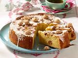 Apfel-Amaretto-Kuchen Rezept