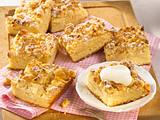 Apfel-Becher-Kuchen mit Knusper-Streuseln Rezept