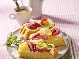 Apfel-Birnen-Kuchen Rezept