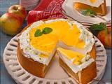 Apfel-Cidre-Torte Rezept