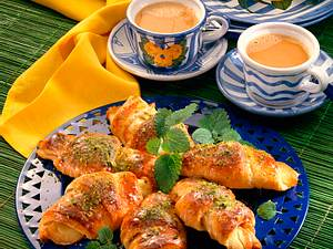 Apfel-Croissants Rezept