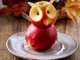 Apfel-Eule Rezept