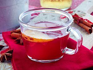 Apfel-Glühwein Rezept