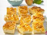 Apfel-Käsekuchen Rezept