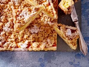 Apfel-Käsetarte mit Zimtstreuseln Rezept