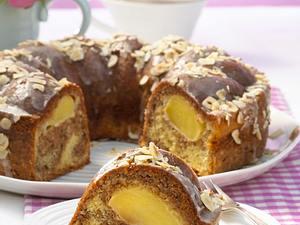 Apfel-Marmor-Kranzkuchen Rezept