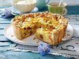 Apfel-Marzipan-Kuchen Rezept