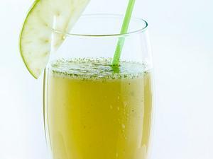 Apfel-Minz-Limonade Rezept