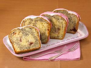 Apfel-Mohnkuchen aus der Kastenform Rezept