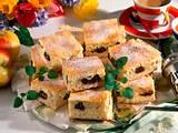 Apfel-Pflaumen-Kuchen Rezept