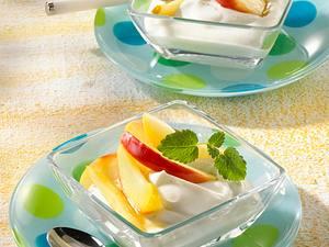 Apfel-Quarkspeise Rezept