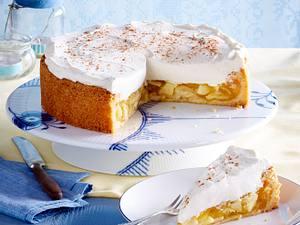 Apfel-Schmand-Torte Rezept