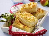 Apfel-Streusel-Kuchen vom Blech Rezept