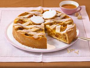 Apfelkuchen aus der Springform Rezept