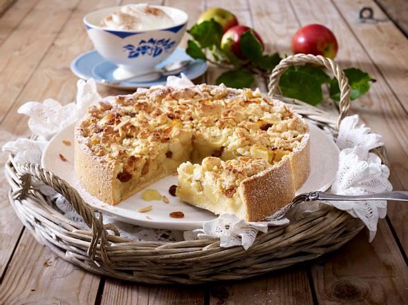 Apfelkuchen mit Streusel Rezept