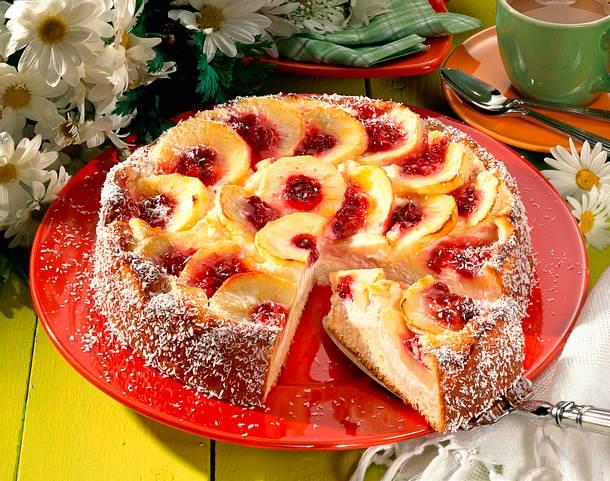 Apfelringekuchen (Diabetiker) Rezept