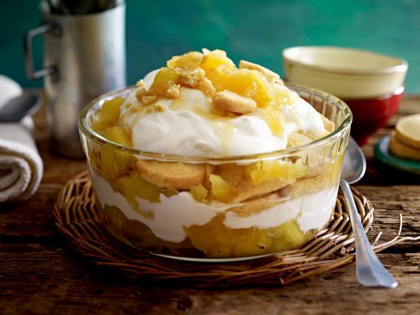 Apple Trifle Rezept