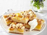 Aprikosen-Butterkuchen mit Haselnuss-Streuseln Rezept