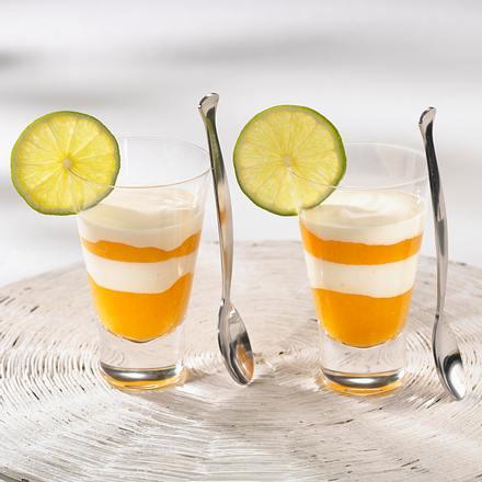 Aprikosen-Joghurt-Becher Rezept
