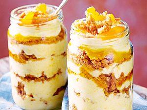 Aprikosen-Joghurt-Schichtbecher Rezept