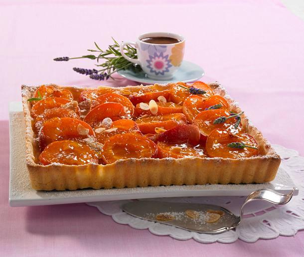Aprikosen-Mandel-Tarte Rezept