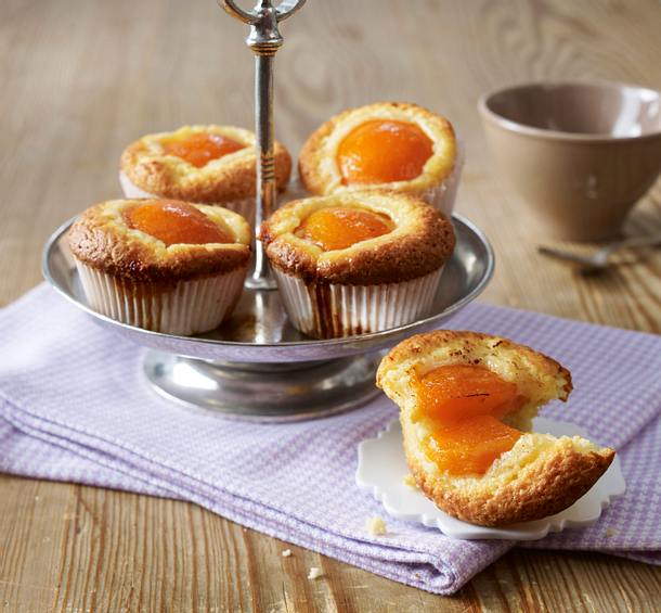 aprikosen muffins rezept lecker. Black Bedroom Furniture Sets. Home Design Ideas