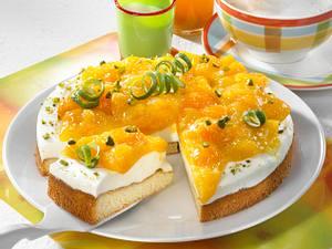 Aprikosen-Schichttorte Rezept
