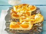 Aprikosen-Streuselkuchen vom Blech Rezept