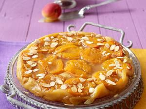 Aprikosen-Tarte Tatin Rezept