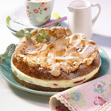 Aranca-Baiser-Torte Rezept