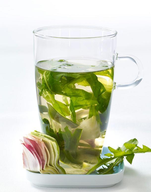 Artischocken-Löwenzahn-Tee (Schlank-Tee) Rezept