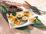 Asia-Snacks mit Sojasoße Rezept