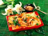 Asiatische Hähnchenkeulen Rezept