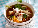 Asiatische Hühnersuppe Rezept