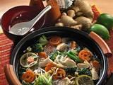 Asiatischer Gemüsetopf Rezept